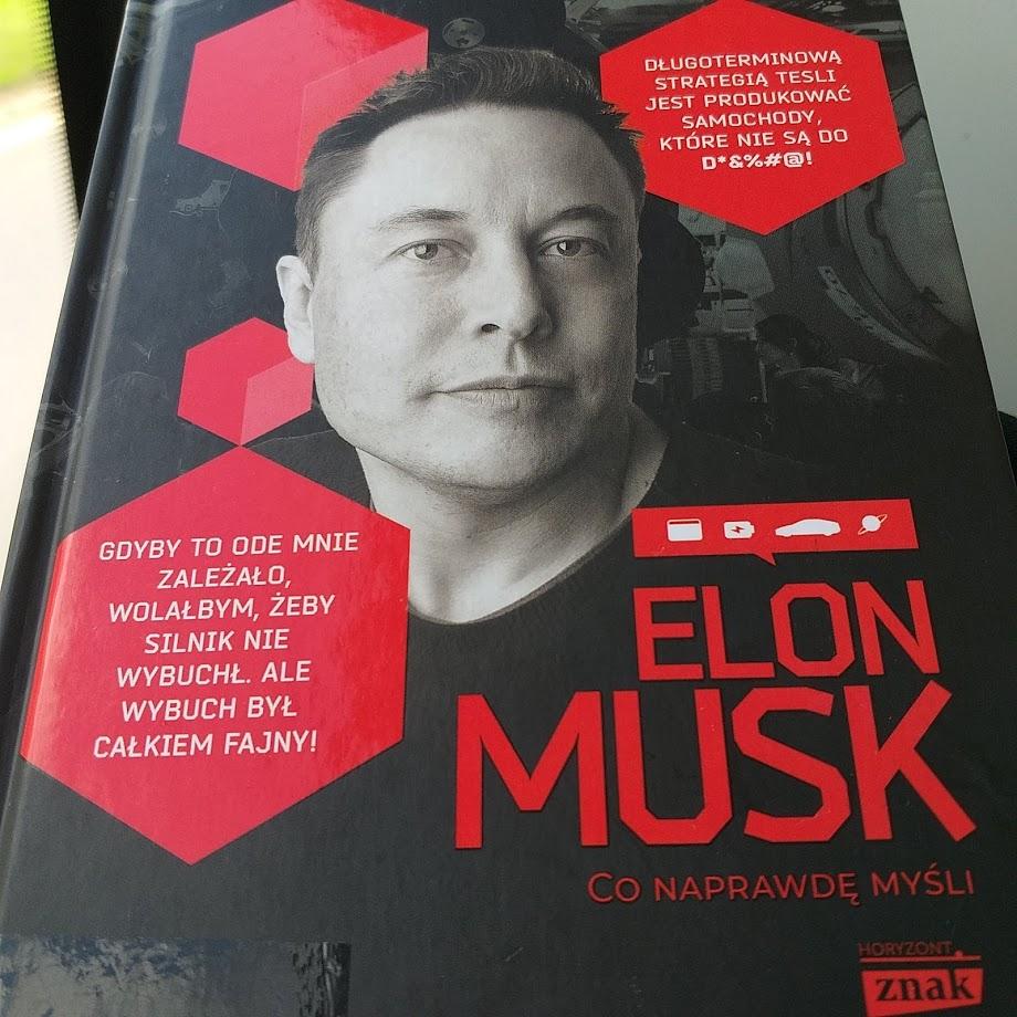 Elon Musk - Co naprwadę myśli