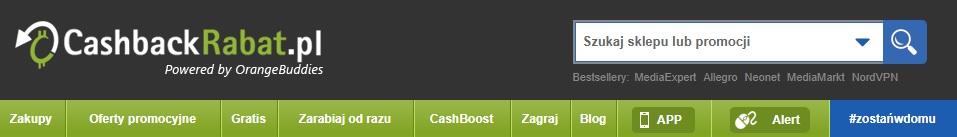 Cashbackrabat - Zarabianie na zakupach